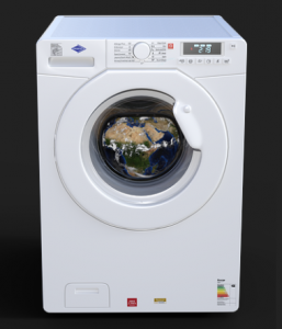washing machine Yuroke